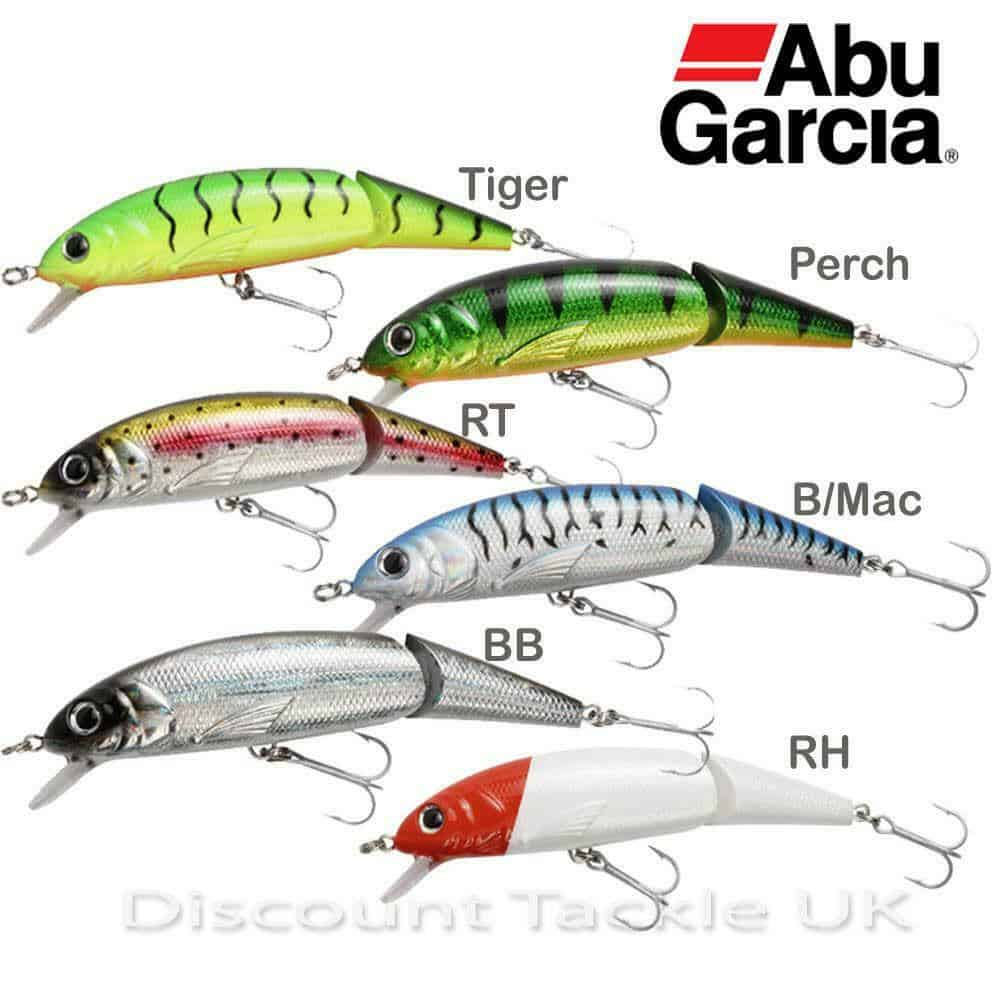 ABU FLOAT JOINTED TORMENTOR LURES