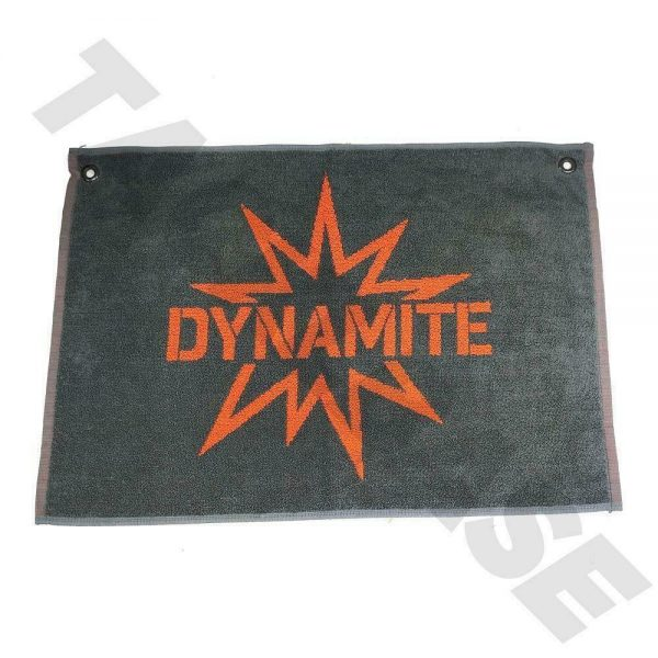 DYNAMITE BAITS LARGE HAND TOWEL WITH BELT RING