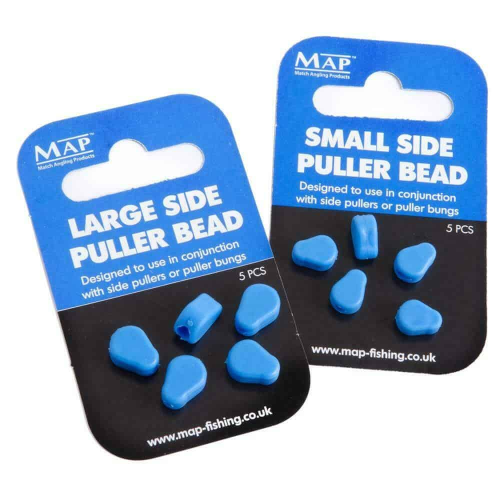 MAP NEW MATCH POLE FISHING SIDE PULLER BEADS – PACK OF 5