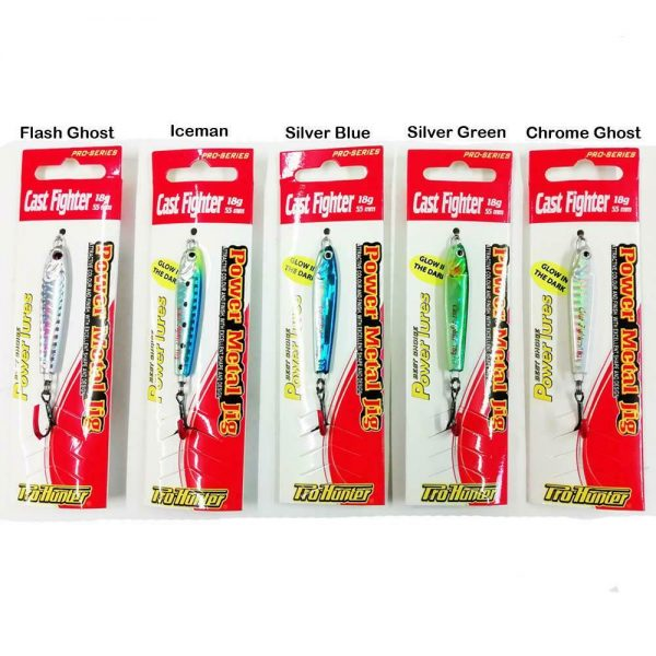 PROHUNTER CAST FIGHTER  JIG LURE