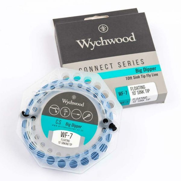 WYCHWOOD CONNECT SERIES BIG DIPPER SINK TIP FLY LINE