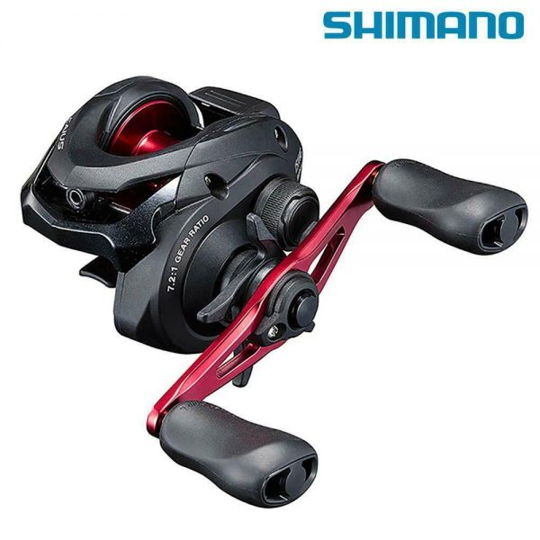 SHIMANO CAIUS 151HGB  BAIT CASTING REEL LEFT HANDED