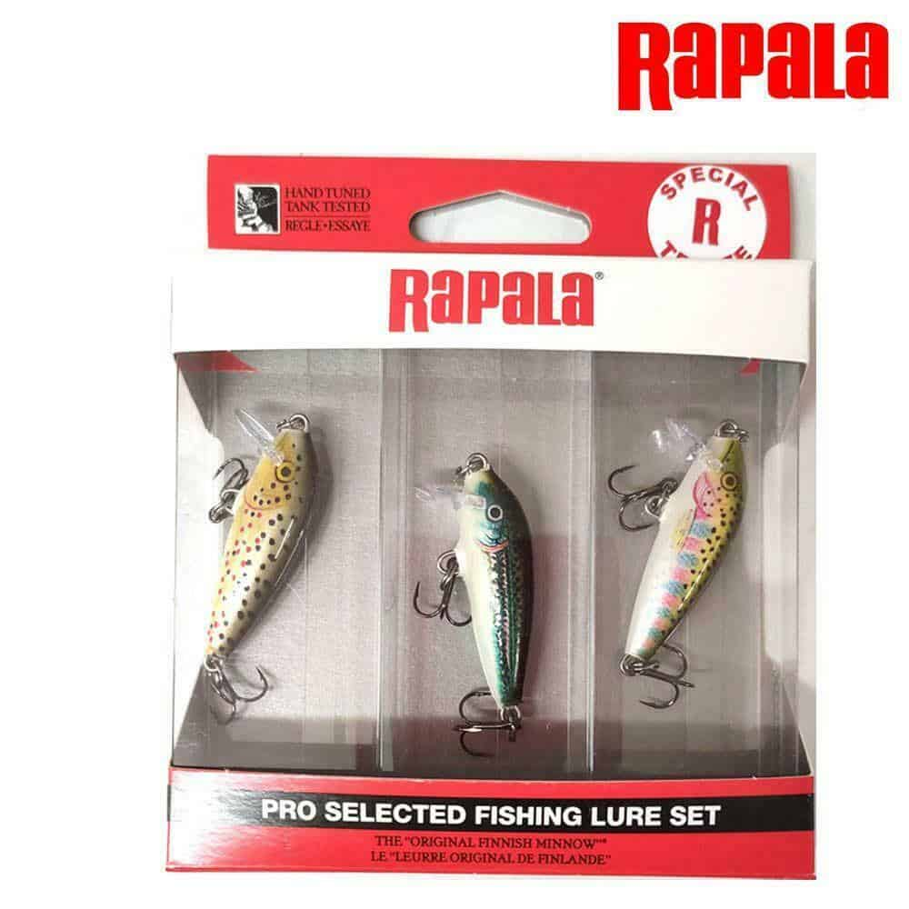 RAPALA COUNTDOWN LURE SET PRO SELECTED 3CM – 3 PACK