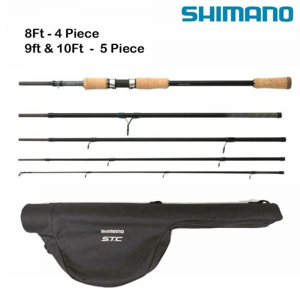 SHIMANO STC TRAVEL SPINNING RODS