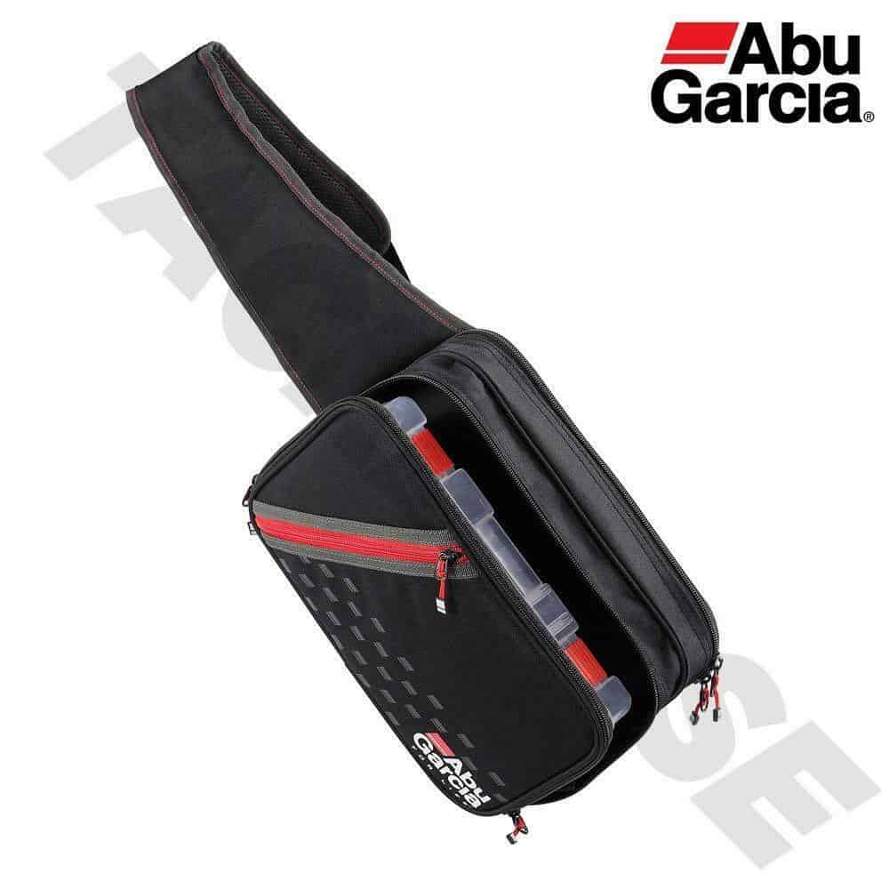 ABU GARICA SLING BAG WITH 2 BOXES