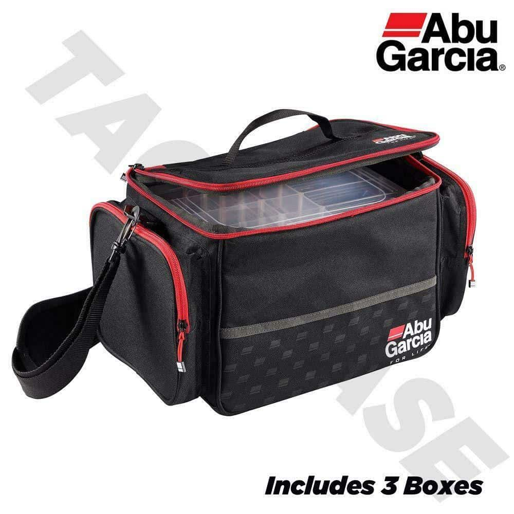 ABU GARICA SHOULDER BAG WITH 3 BOXES