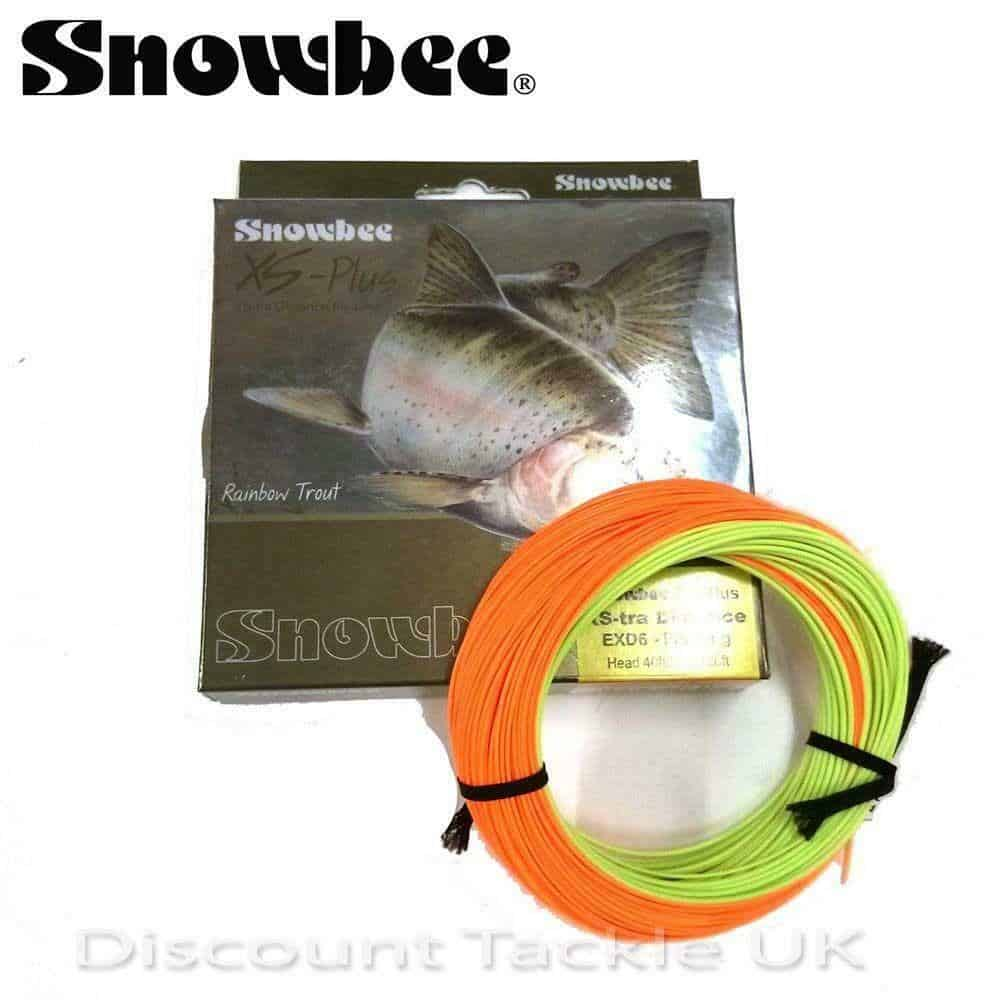 SNOWBEE XS-TRA DISTANCE WF FLY LINE