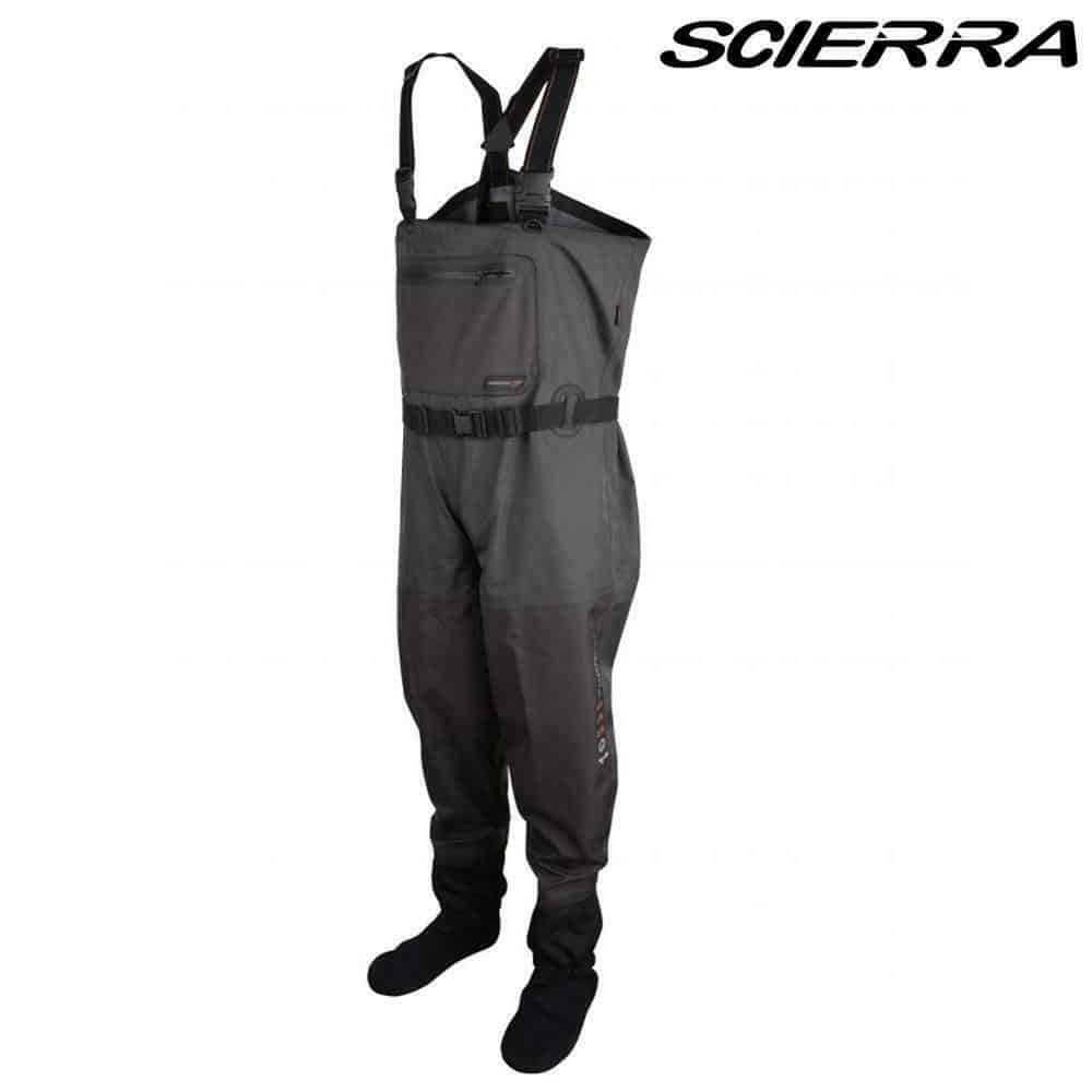 SCIERRA NEW X-16000 STOCKING FOOT BREATHABLE CHEST WADERS