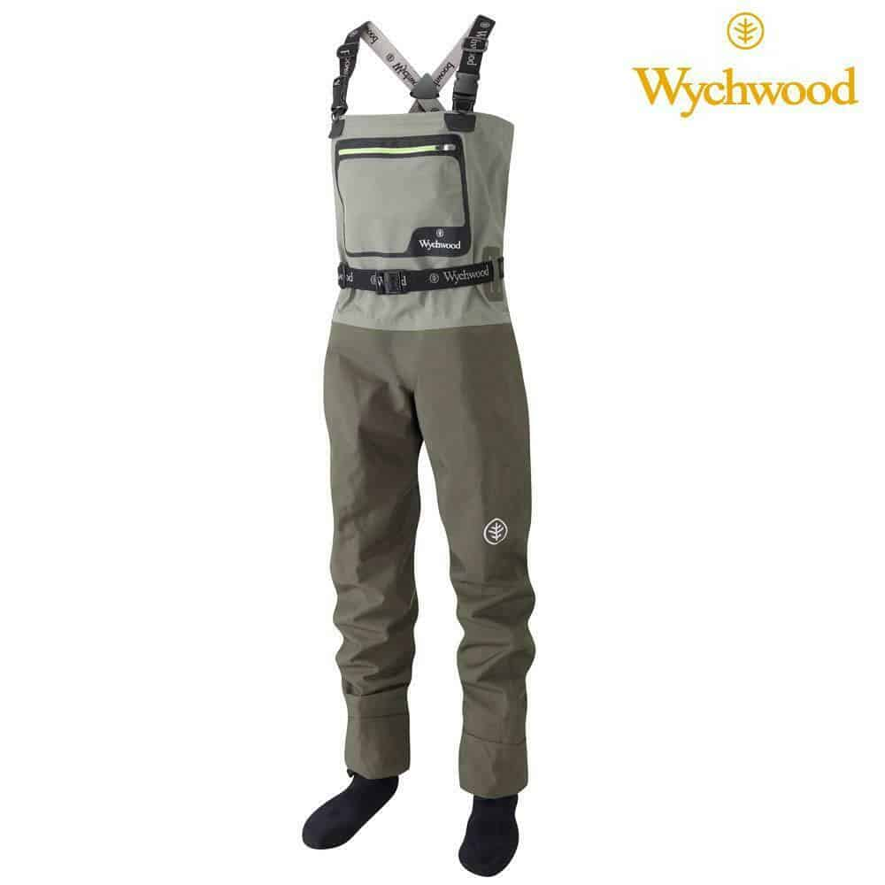 WYCHWOOD SDS GORGE BREATHABLE CHEST WADERS