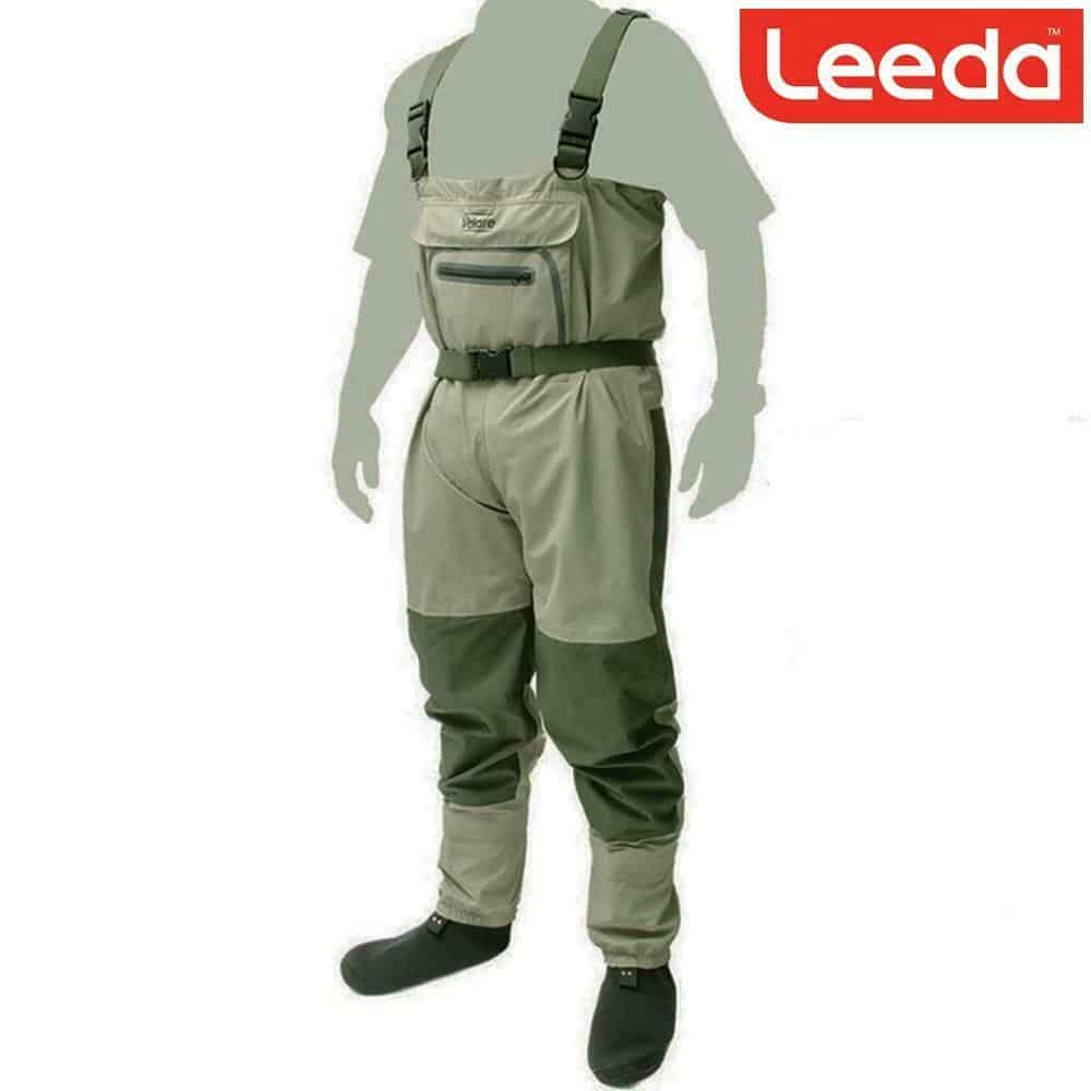 LEEDA VOLARE STOCKING FOOT BREATHABLE CHEST WADER