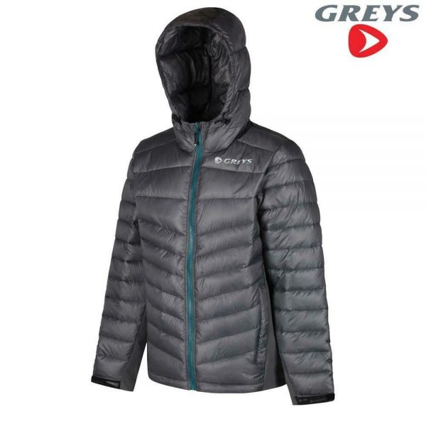 GREYS MICRO QUILT JACKET