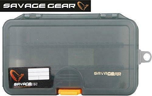 SAVAGE GEAR SHATTERPROOF LURE  BOXES