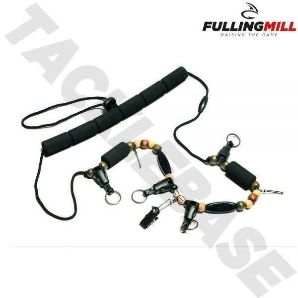 FULLING MILL FLY FISHING LANDYARD – TROUT SALMON FLY FISHING ACCESSORY