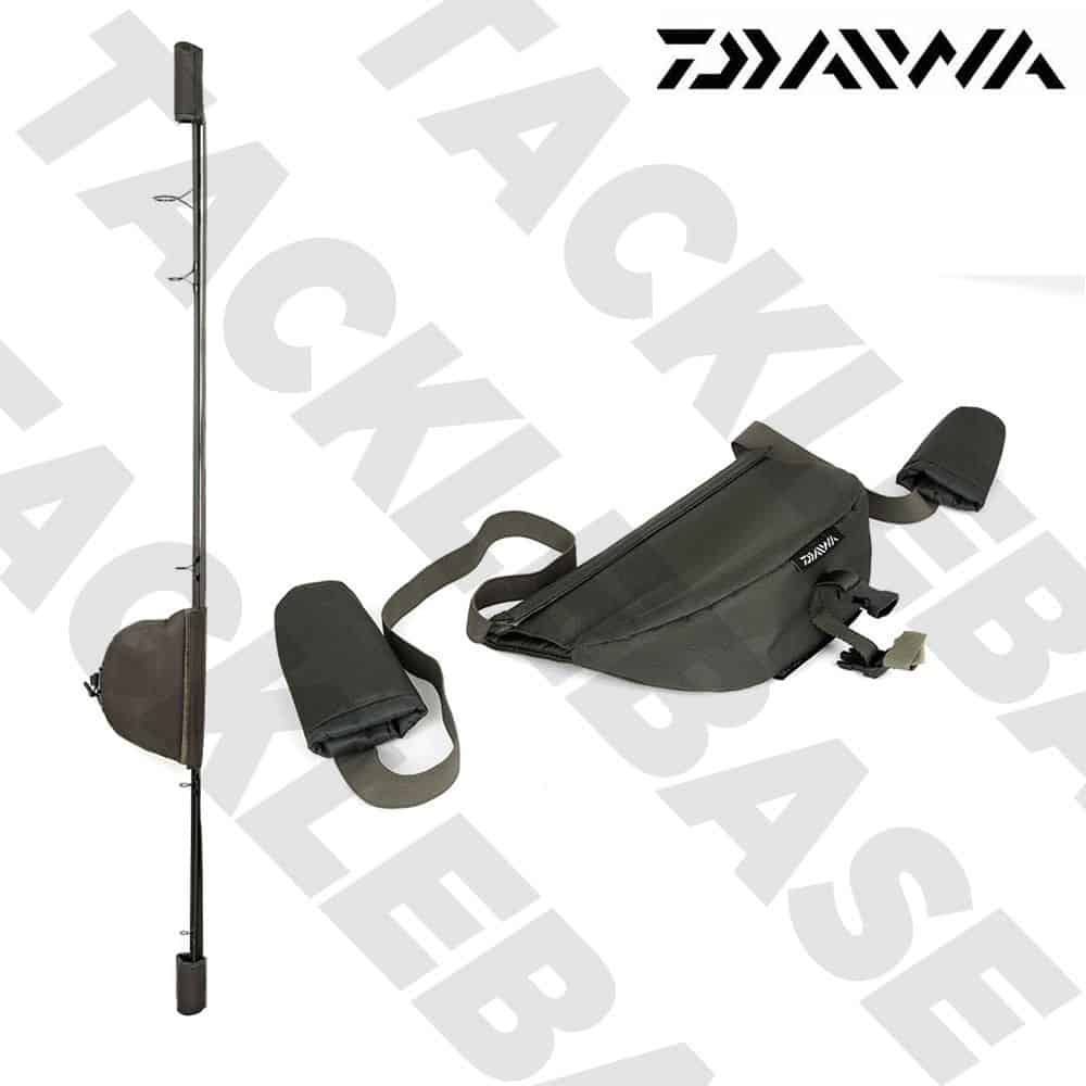 DAIWA INFINTY SYSTEM ELASTICATED ROD & REEL HOLD SLEEVE 10FT – 13FT