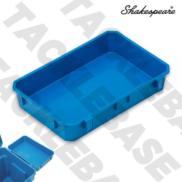 SHAKESPEARE BOAT SEATBOX SIDE TRAY – BLUE