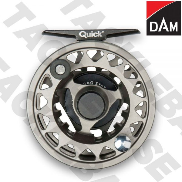 DAM QUICK G-FLY – FLY FISHING TROUT & SALMON FISHING REELS – CHOOSE SIZE