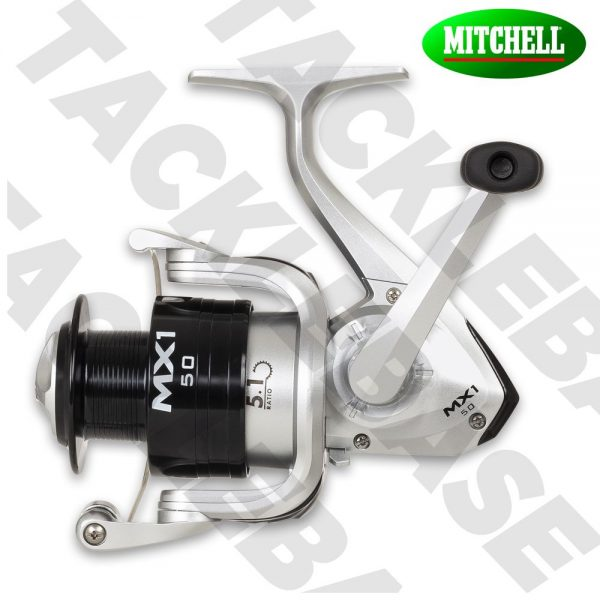 MITCHELL MX1 SPINNING FRONT DRAG FISHING REEL – NEW 2021