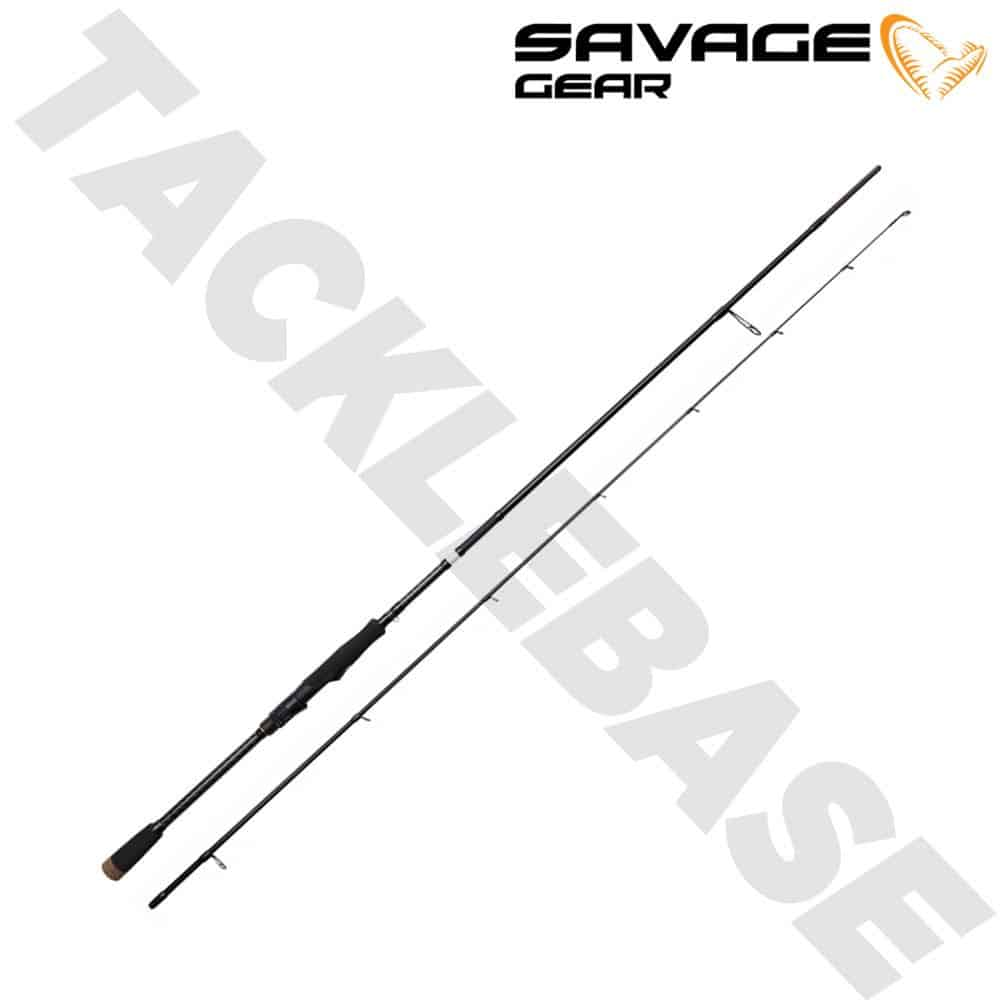 SAVAGE GEAR SG2 ULTRA LIGHT GAME FISHING RODS 2PCS – NEW 2021 – LURE RODS
