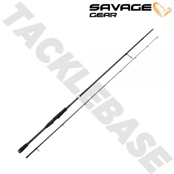 SAVAGE GEAR SG2 LIGHT GAME FISHING RODS 2PC – NEW 2021 – LURE RODS