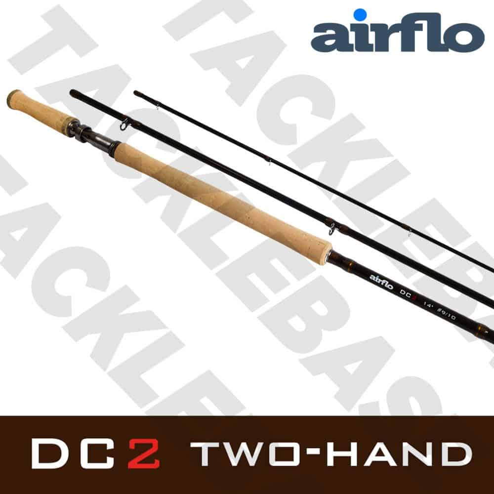 AIRFLO DELTA CLASSIC 2 FLY FISHING ROD – 3 PIECE ROD – DOUBLE HANDED