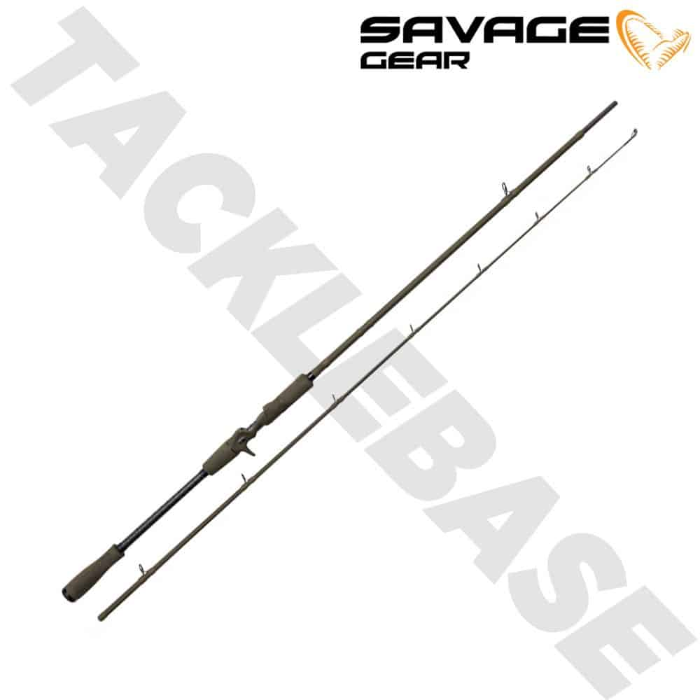 SAVAGE GEAR SG4 POWER GAME TRIGGER RODS 2PCS – NEW 2021 – LURE FISHING
