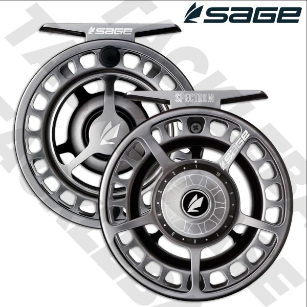 SAGE FLY FISHING REEL SPECTRUM SERIES – SALMON TROUT FLY FISHING